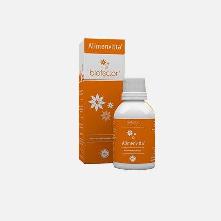 Biofactor ALIMENVITTA – 50ml – FisioQuantic