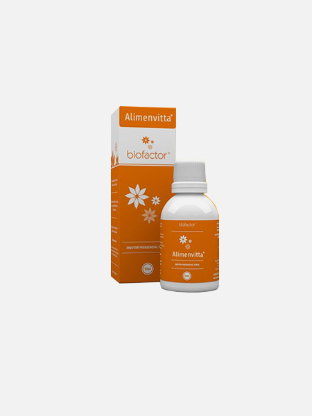 Biofactor ALIMENVITTA - 50ml - FisioQuantic