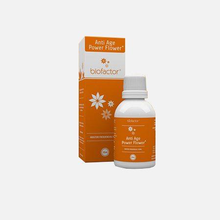 Biofactor ANTI AGE POWER FLOWER – 50ml – FisioQuantic