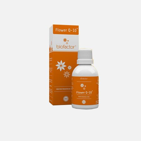Biofactor FLOWER Q-10 – 50ml – FisioQuantic