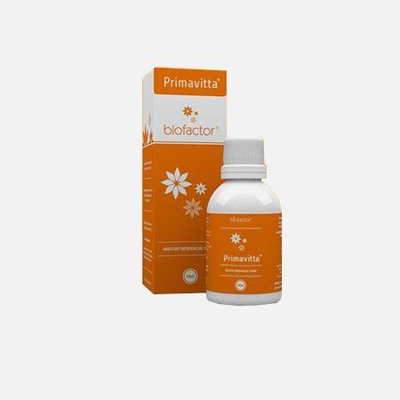 Biofactor PRIMAVITTA – 50ml – FisioQuantic