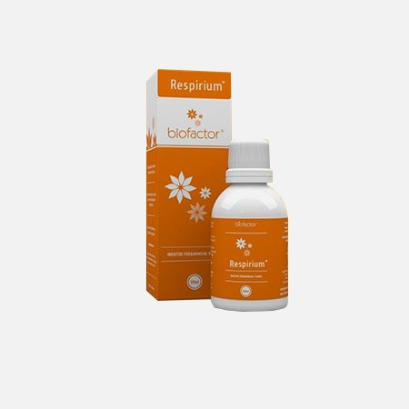 Biofactor RESPIRIUM – 50ml – FisioQuantic