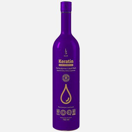 Keratin Hair Complex – 750ml – DuoLife