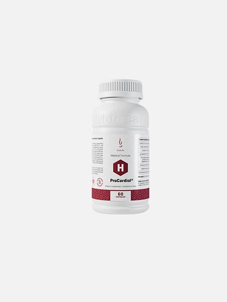 Medical Formula ProCardiol - 60 cápsulas - DuoLife