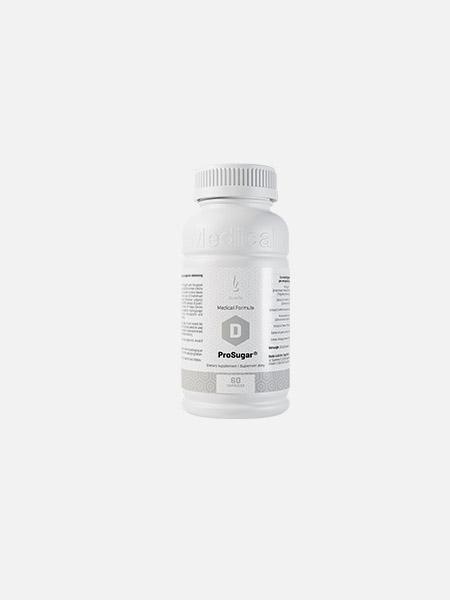 Medical Formula ProSugar - 60 cápsulas - DuoLife