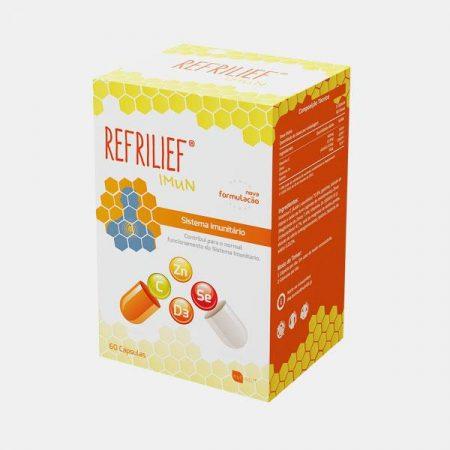 Refrilief Imun – 60 cápsulas – Nutridil