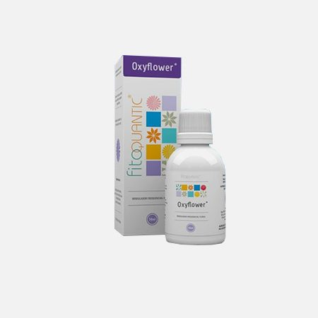 Fitoquantic OXYFLOWER – 50ml – FisioQuantic