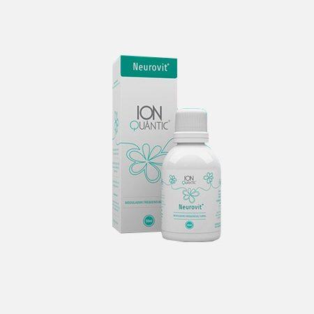 Ionquantic NEUROVIT – 50ml – FisioQuantic