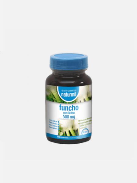 Naturmil Funcho 500mg - 60 cápsulas - Dietmed