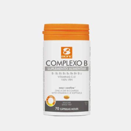 Complexo B – 70 Cápsulas – Biofil