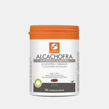 Alcachofra Plus – 90 cápsulas – Biofil
