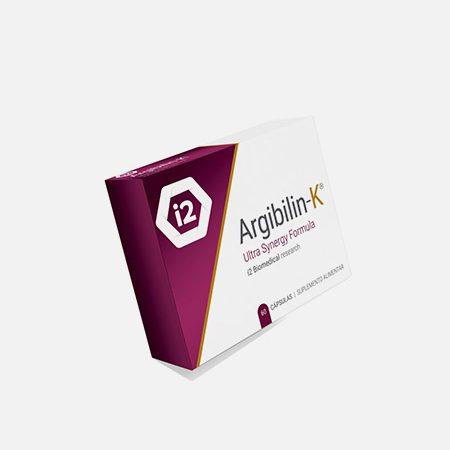 Argibilin-K – 60 cápsulas – I2Nutri