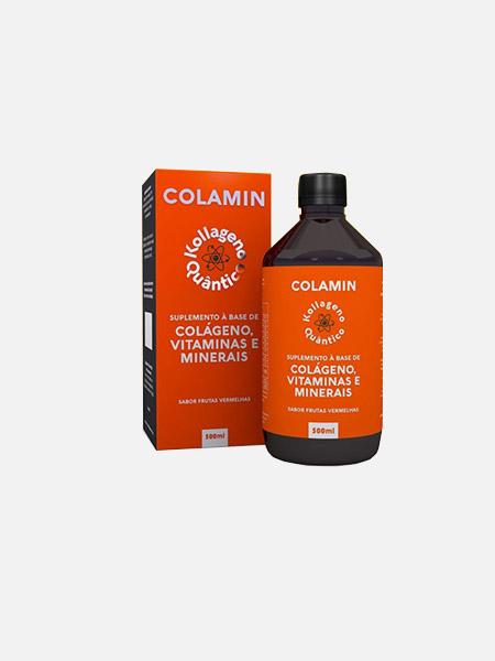 COLAMIN Kollageno Quântico - 500ml - FisioQuantic
