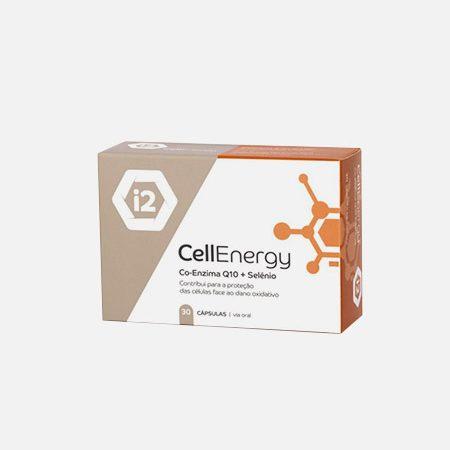 Cell Energy – 30 cápsulas – I2Nutri