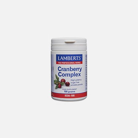 Cranberry Complex – 100g – Lamberts