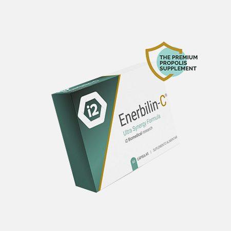 Enerbilin-C – 60 cápsulas – I2Nutri