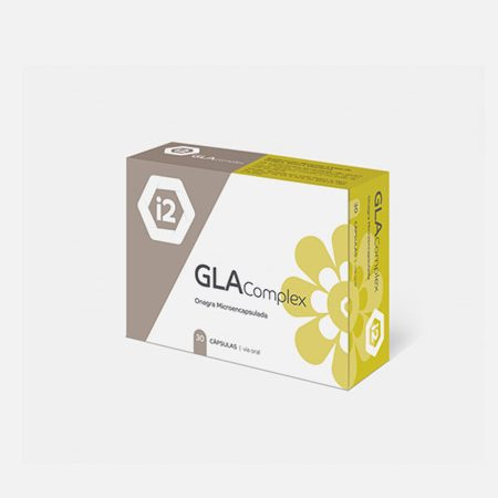GLA Complex – 30 cápsulas – I2Nutri