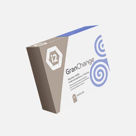 GranChange – 30 cápsulas – I2Nutri