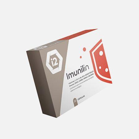 Imunilin – 30 cápsulas – I2Nutri