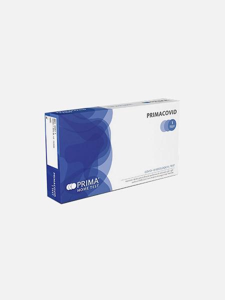 PRIMACOVID Autoteste serológico para a COVID-19 - 1 unidade - Prima Lab