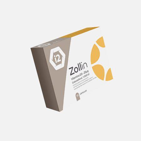 Zollin vitamina D3 1000 ui – 30 cápsulas – I2Nutri