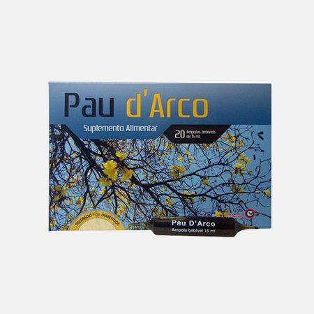 Pau d'Arco 2000mg – 20 ampolas – Soldiet