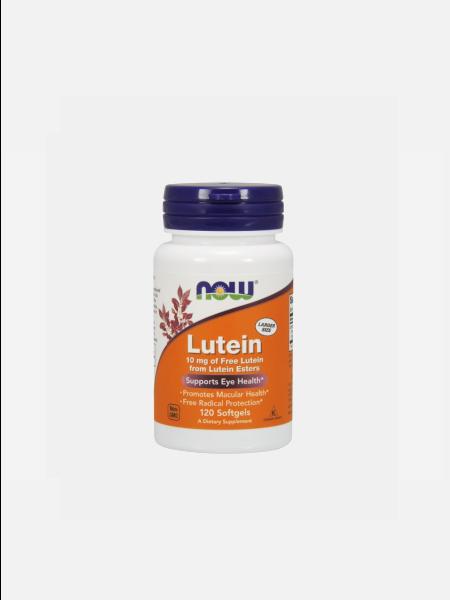 Lutein - 120 cápsulas - Now