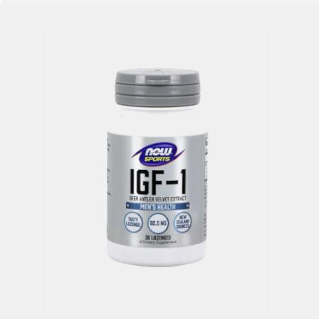 IGF-1 – 30 Losangos – Now