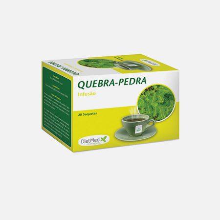 CHA QUEBRA PEDRA – 20 saquetas – DietMed