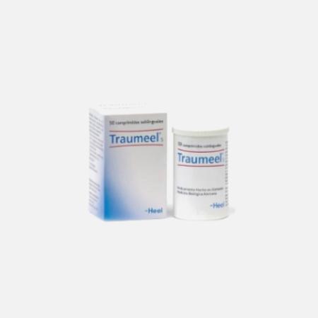 Traumeel S – 50 comprimidos – Heel
