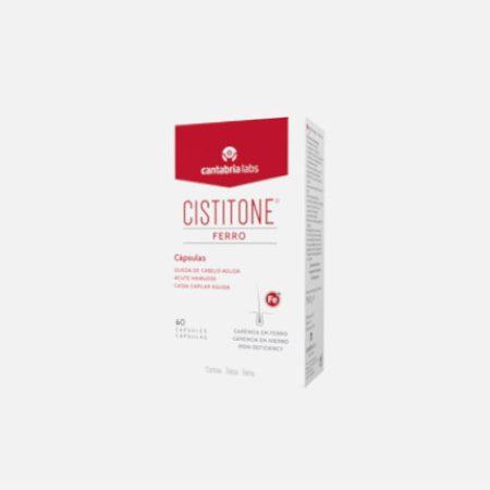 Cistitone Ferro- 60 cápsulas – Cantabria Labs