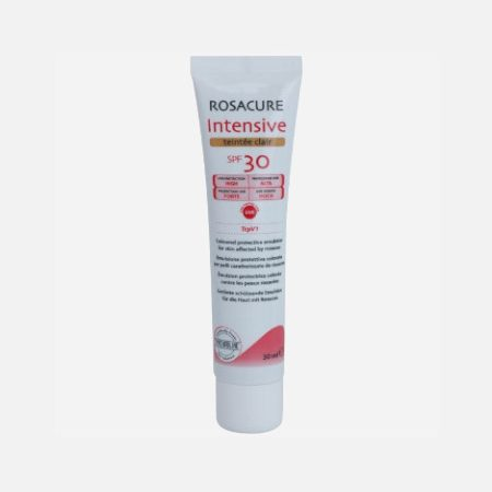Rosacure Intensive SPF 30 Tom Claro – 30ml – Cantabria Labs