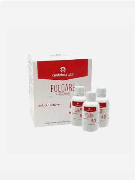 Folcare - 3 x 60ml - Cantabria Labs