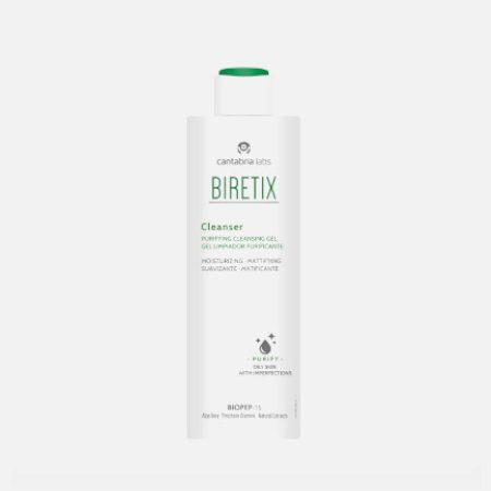 Biretix Cleanser Gel de Limpeza Purificante – 200 ml – Cantabria Labs