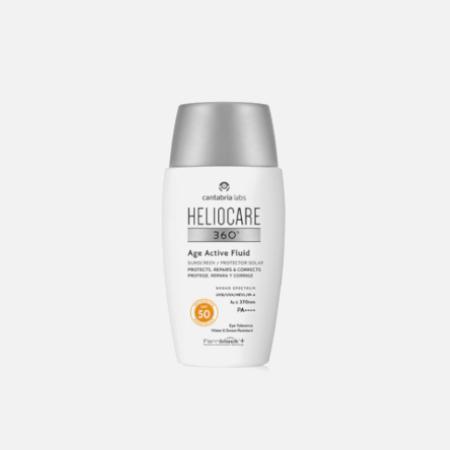 Heliocare 360º Age Active Fluid SPF 50+ – 50ml – Cantabria Labs