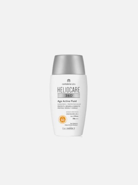 Heliocare 360º Age Active Fluid SPF 50+ - 50ml - Cantabria Labs