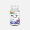 Oral Flora + Sambuactin - 30 comprimidos - Solaray