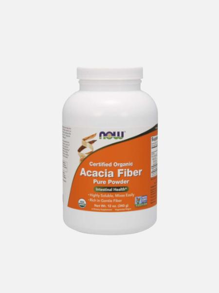 Acacia Fiber Pure Powder - 340g - Now