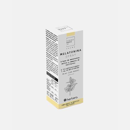 Melatonina Spray – 30 ml – Herbora
