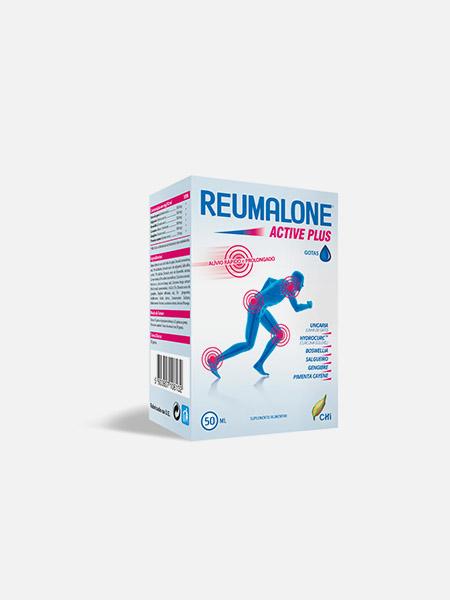 Reumalone Active Plus gotas - 50 ml - CHI