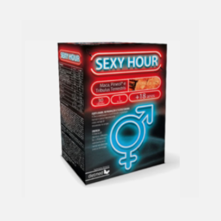 Sexy Hour – 30 comprimidos – Dietmed