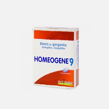 Homeogene 9 – 60 comprimidos – Boiron