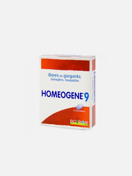 Homeogene 9 - 60 comprimidos - Boiron