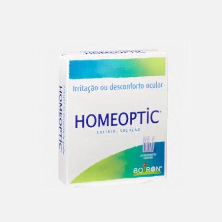 Homeoptic – 10 unidoses – Boiron