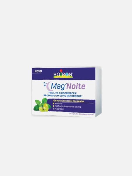 Mag'Noite - 30 cápsulas- Boiron