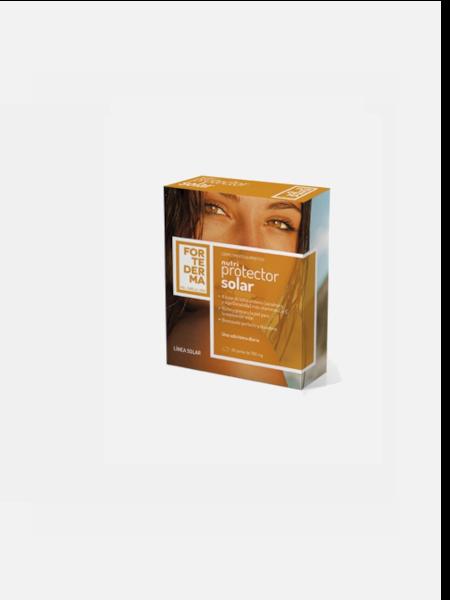 Nutriprotector Solar fortederma - 30 cápsulas - Herbora