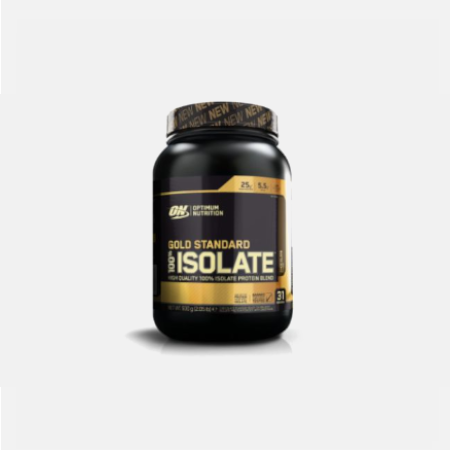 100% Gold Standard Isolate Chocolate – 930g – ON