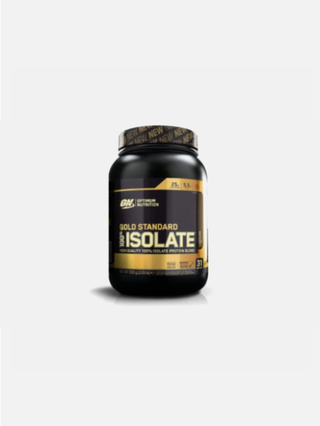 100% Gold Standard Isolate Chocolate - 930g - ON