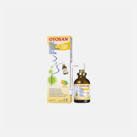 Spray Forte Garganta – 30ml – Otosan