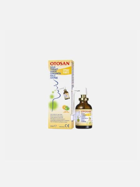 Spray Forte Garganta - 30ml - Otosan